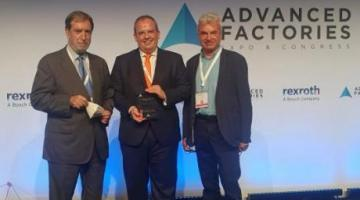 Innovalia Metrology, finalist in the Advanced Factories 2021 awards