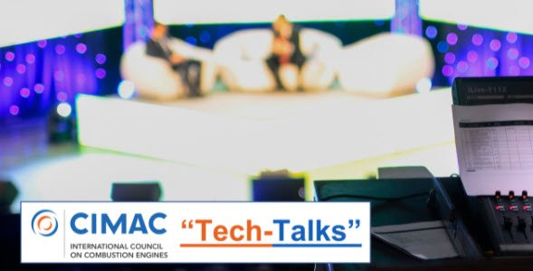 Next CIMAC Tech-Talk on 13.7.