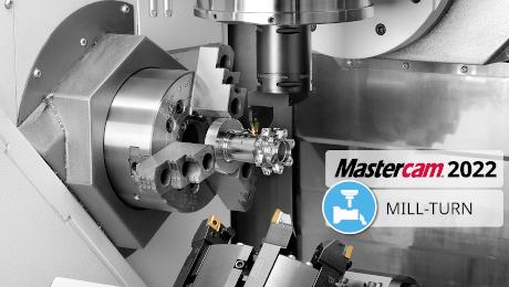 Effektiv Programmieren: Das Job Setup in Mastercam Mill-Turn
