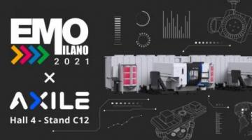 【AXILE News】- EMO Milano 2021