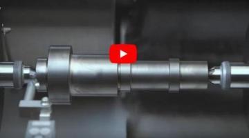 CNC Cylindrical Grinder GP26W - Gear shaft grinding