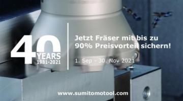 40 Jahre Fräser Promotion