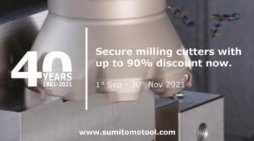 40 Years Milling Promotion