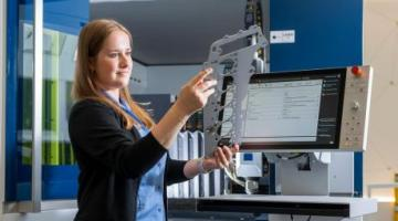 Blechexpo 2021: TRUMPF zeigt Technologientrends für effizientere Blechbearbeitung