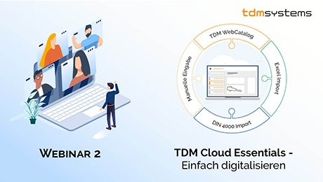 Einfach Digitalisieren – Schnell & Einfach mit TDM Cloud Essentials Werkzeuge digitalisieren