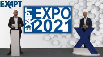EXAPT EXPO 2021 - Event als Video-Link