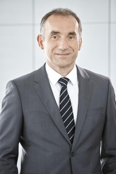Bernhard Rindfleisch, Vorstandsvorsitzender Tebis AG