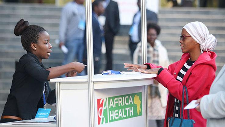 Africa Health in Midrand/Johannesburg