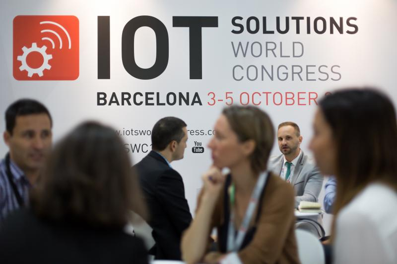 TSN Testbed from the Industrial Internet Consortium wins the Testbed Award at the IoT Solutions World Congress in Barcelona