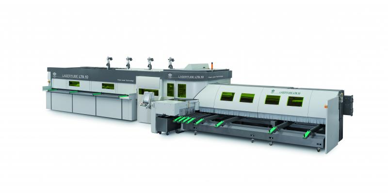 The BLM GROUP will participate at BLECHEXPO (November 7-10, 2017), the classic machine tool event held every two years in Stuttgart, Germany. The systems displayed in Stand 1610 of Hall 1 showcase some key concepts which will characterise the manufacturing world of the future and outline the fourth industrial revolution as seen by BLM GROUP.