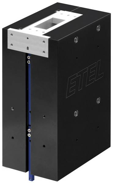 ETEL is pleased to announce its new ZAO force controlled actuator as entering its already broad range of advanced motion systems.It is an actuator featuring a frictionless bearing arrangement and a light moving mass, ensuring very low and repeatable force application as well as low force overshoot at impact on a contact surface.