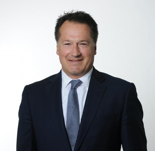 """Rainer Lotz, Geschäftsführer der Renishaw-Gesellschaften in Deutschland, Österreich und der Schweiz: """"Die METAV 2018 und die Additive Manufacturing Area bieten in Kombination mit der AM-Fachtagung einen idealen Rahmen zum Netzwerken mit vielen Anwendern und Firmen der Branche, denn nur zusammen kommen wir schneller voran. Wir sehen es als Rückenwind für die gesamte Branche an und freuen uns schon auf den Austausch."""""""