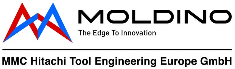 The new MOLDINO logo, standing for Mold & Die and Innovation