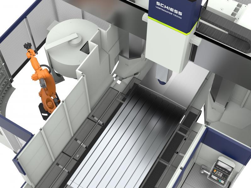 vertikale Fräsmaschine in Tischbauweise mit vielen Optionen: - automatischer Kopfwechsel - Modulares, konfigurierbares Werkzeugmagazin - verschiedene Köpfe - ...