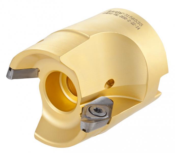 HELIALU HSM-Fräswerkzeuge von ISCAR ermöglichen hohe Spindeldrehzahlen für die schnelle Aluminiumbearbeitung.