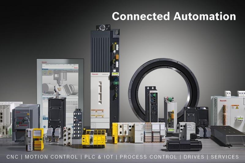 Connected automation across the board