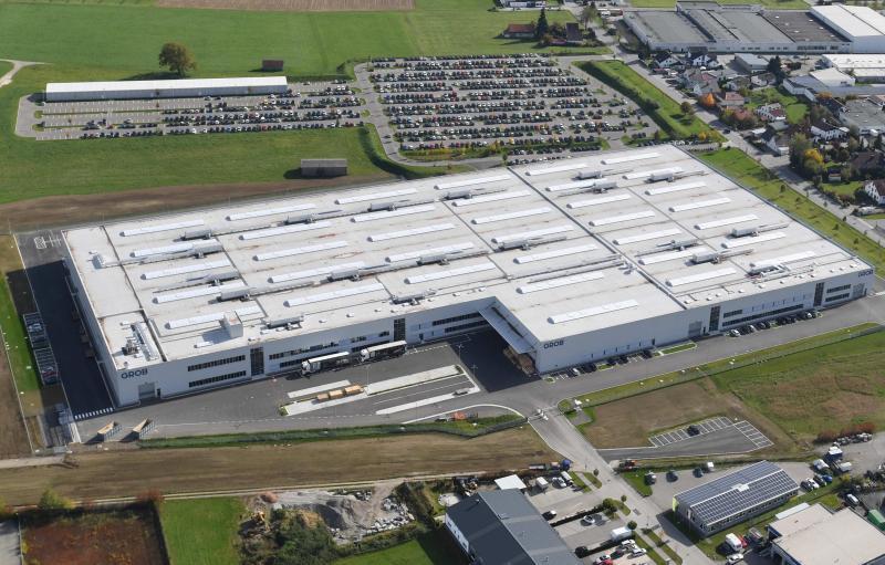 Standort Mindelheim wächst auf 180.000 m² Produktionsfläche