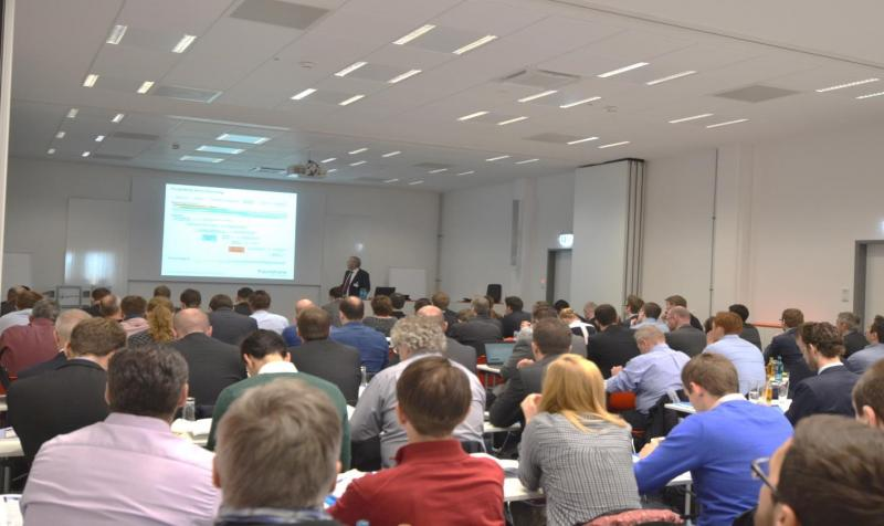 12th Erlanger Workshop on Hot Sheet Metal Forming at NMF affin Fürth
