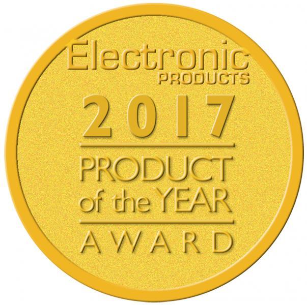 """Blurry Box wird vom Electronic Products Magazin zum Produkt des Jahres 2017 in der Rubrik """"Development Tools and Software"""" ausgezeichnet."""