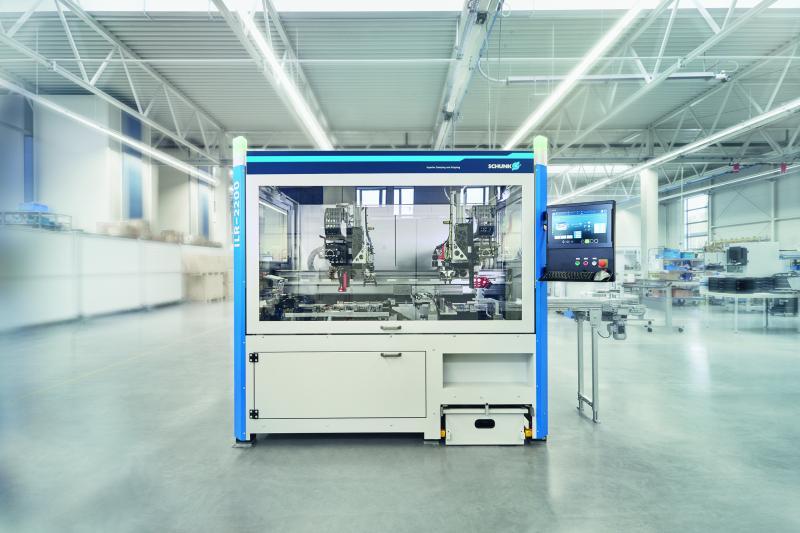 Der modular aufgebaute Nutzentrenner ILR-2200 lässt sich einfach und schnell an neue Anforderungen anpassen.