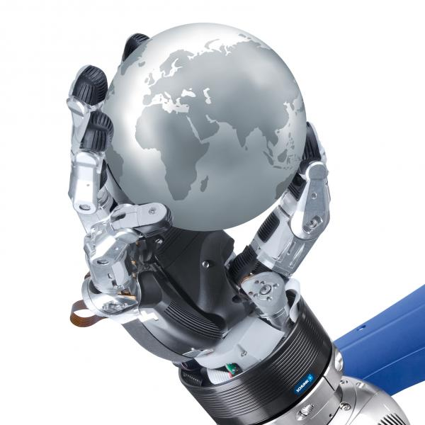 The motto of the 10th SCHUNK Expert Days on Service Robotics is