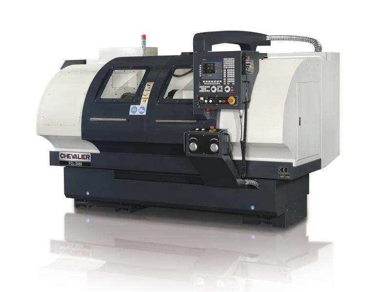 Als Kombination einer CNC- und manuellen Drehmaschine perfekt geeignet für Ausbildungszwecke sowie zum Dauerbetrieb bei der Einzel- bis Kleinserienfertigung.