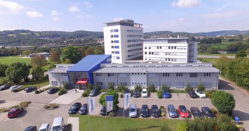 Success and growth can be seen at the MPDV headquarters in Mosbach, Germany