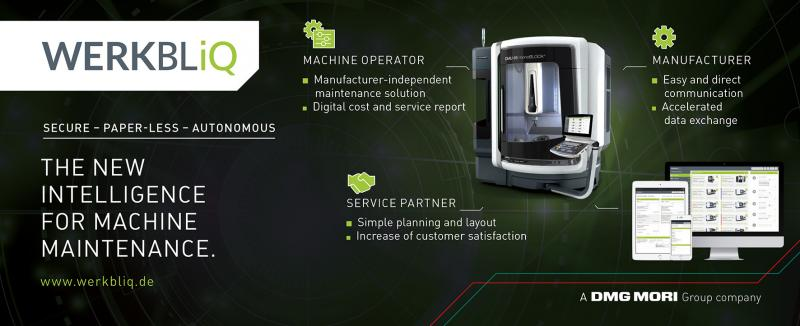 WERKBLiQ: a comprehensive tool for digitalising and ensuring efficient repair and maintenance processes in the industrial sector.