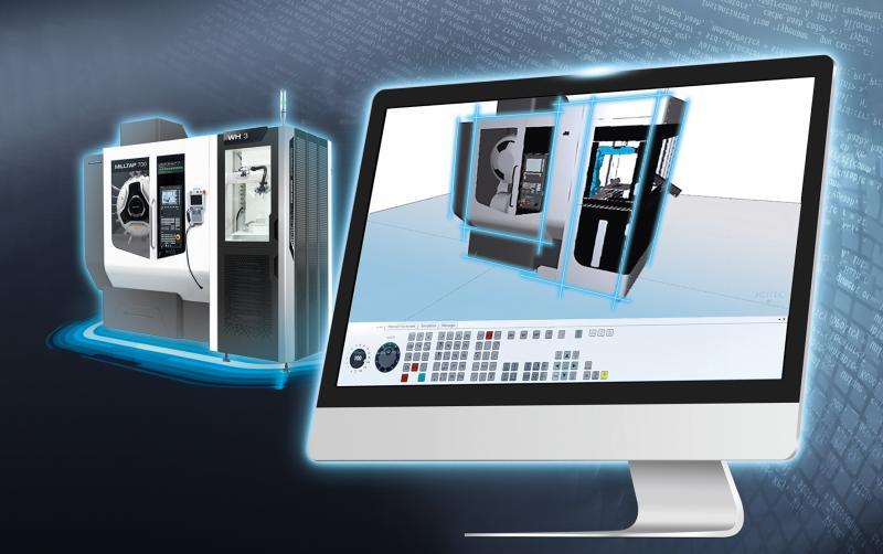 DMG MORI HEITEC: Joint Venture liefert durchgängiges Automatisierungskonzept.