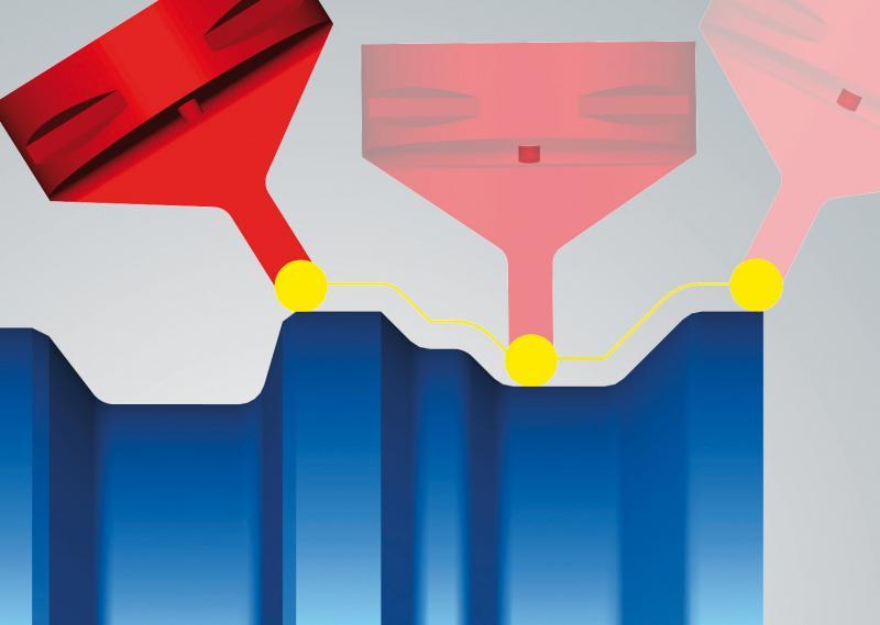 3-Achs-Simultandrehen: komplexe Werkstücke in einem Arbeitsgang effizient fertigen