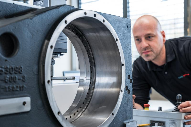 The best products at the highest quality and one-hundred-percent customer satisfaction are top priorities at DMG MORI.
