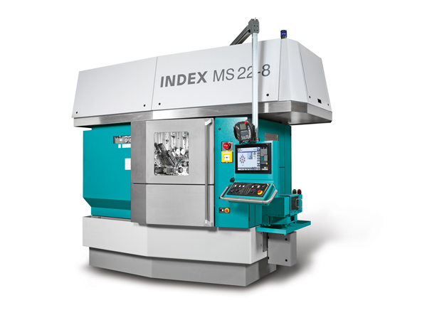 2014: multi spindle turning machines in the new design
