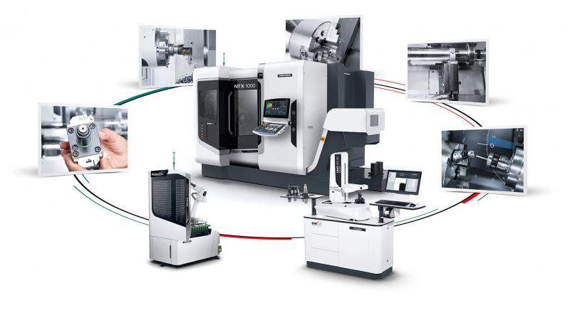 The machine tool manufacturer uses the DMG MORI Qualified Products (DMQP) programme to define its high quality standards.