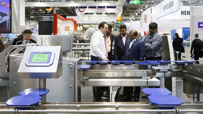 In Germany, exports start at domestic fairs