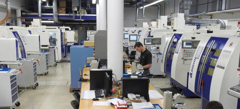 Accuracy down to the last μm: daily operations are governed by a commitment to maximised precision at the Zecha company, which manufactures cutting, punching and forming tools in demand all over the world.