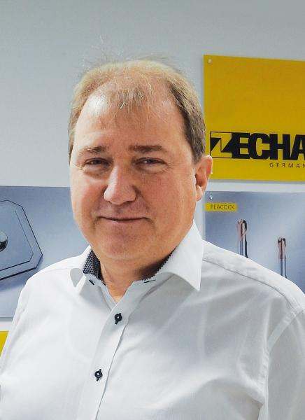 """To quote Stefan Zecha, Managing Director and Managing Partner of Zecha Hartmetall- Werkzeugfabrikation GmbH, Königsbach-Stein: """"I'm delighted that with the Moulding Area the METAV has devoted a separately themed section to tool and mould construction."""""""