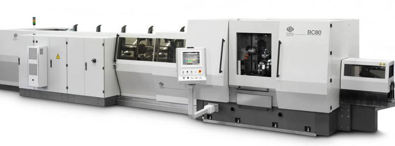 With the various tooling options, BC80 covers a wide range of different processing modes for tube and bar ends.