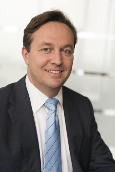 Dr. Christian Walti, the future CEO of Starrag Group