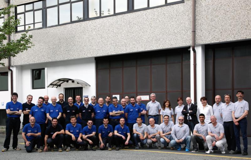 DMG meccanica wird GROB Italy S.r.l.