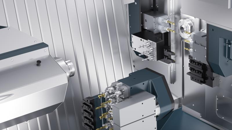 Experience Tornos' new SwissDECO at SIMODEC and at the SIAMS