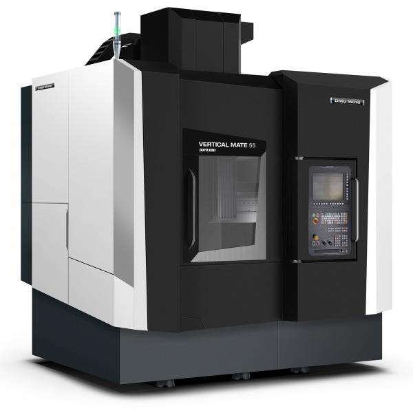 With the biggest share of the market in Japan, the VERTICAL MATE series from DMG MORI ranks as the most popular manufacturing solution there in the field of vertical multi-process grinding.