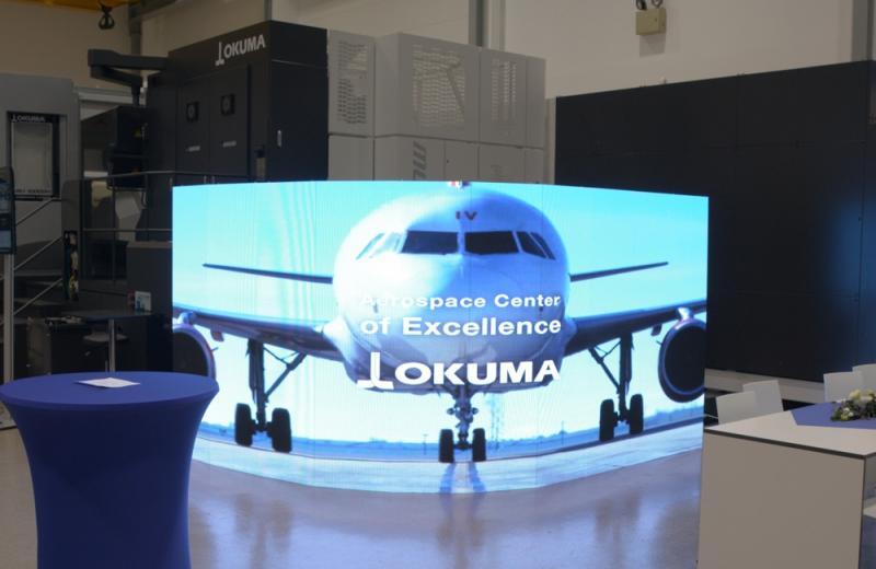 OKUMA HOSTS EMO RETROSPECTIVE AT AEROSPACE CENTRE OF EXCELLENCE