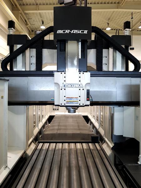 MCR-A5CII - HIGH-COMPLEXITY 5-SIDED MACHINING