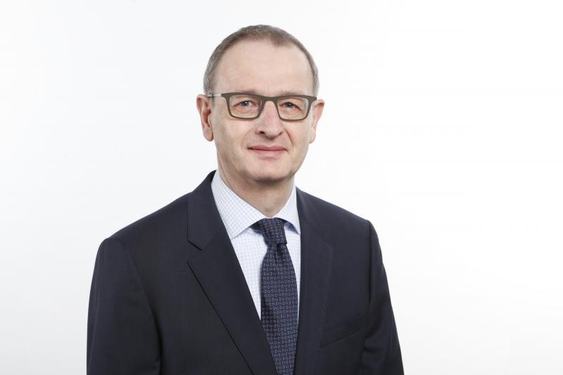 Dr. Wilfried Schäfer, Executive Director of the VDW (German Machine Tool Builders' Association), Frankfurt am Main