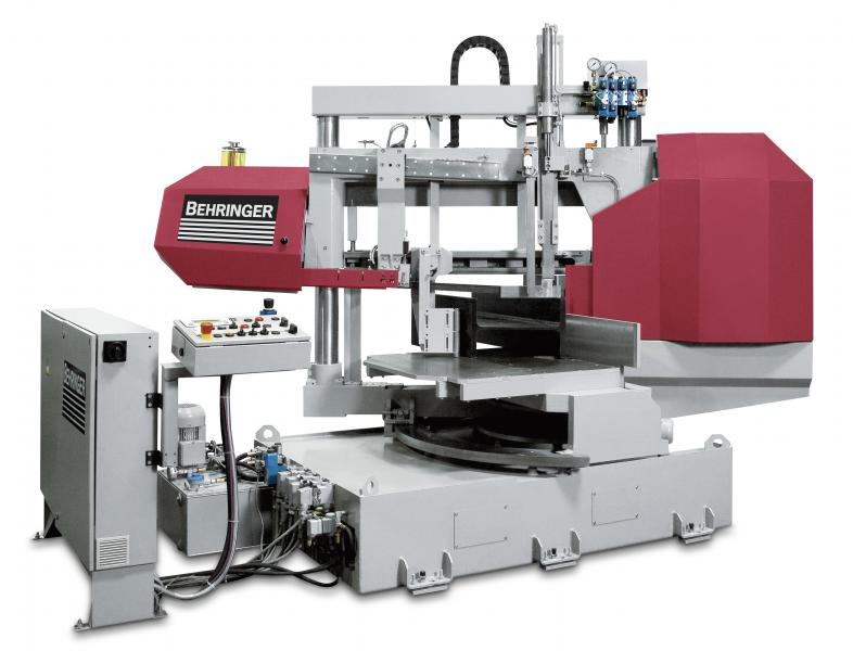 Automatic Mitre Bandsaws HBE / HBP Range HBE320-523GA - HBP510-1208GA
