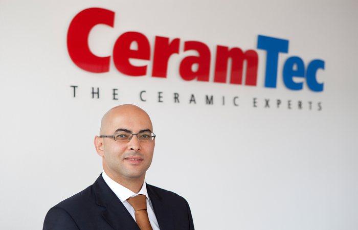 Dr. Hadi Saleh ist neuer CEO der CeramTec Gruppe, eines international führenden Herstellers von Technischer Keramik. Dr. Saleh, bisher Chief Operating Officer (COO) Medical, übernimmt die Konzernführung mit sofortiger Wirkung.