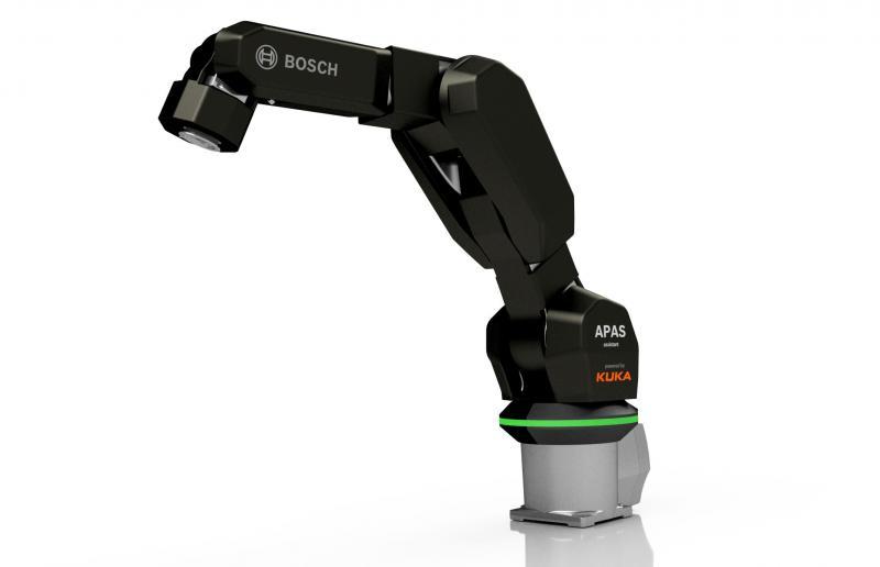 Bosch Rexroth presents collaborative robot based on KUKA