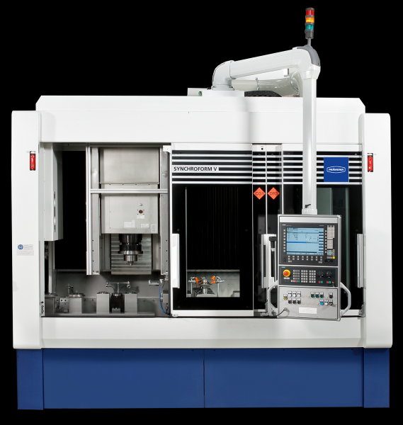 PRÄWEMA Antriebstechnik – Future-oriented optimization of ring gear production