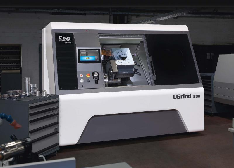 DVS Universal Grinding – Flexible, fast, precise: DVS UGrind in shop fabrication