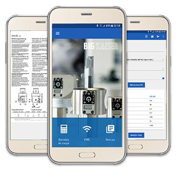 BIG KAISER upgrades fine boring app for smart manufacturing